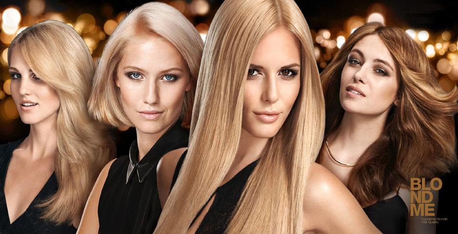 schwarzkopf blondme range - Coloration Blond Me Schwarzkopf